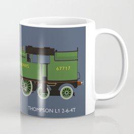 Thompson L1 2-6-4T Coffee Mug