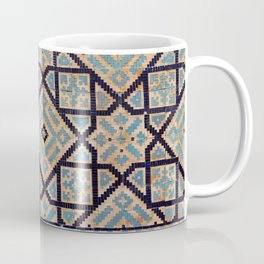 Samarkand blue ornament Coffee Mug