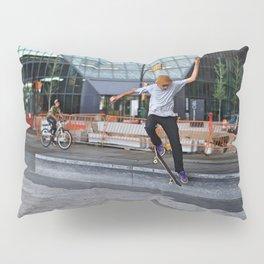 Mid-Air Flight Pillow Sham