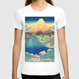 From the Eastern Borders with Love T-shirt