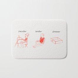 Drawer Bath Mat