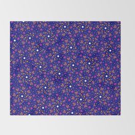 Cosmic Creation Throw Blanket