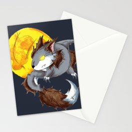 Lycanshark Stationery Cards