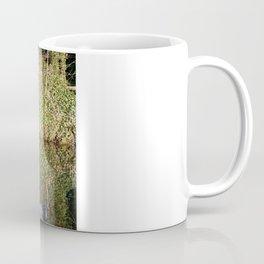 Reflection and circle Coffee Mug