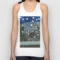 code Tank Tops featuring Morse Code by Naomi Vona