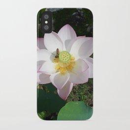 Lotus 1 iPhone Case