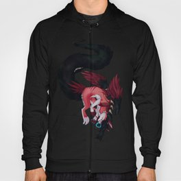In Love with the Monsters in my Head Hoody