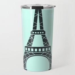 Je t'amie Paris Travel Mug