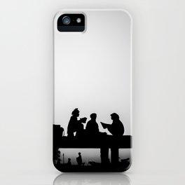 Lombok talks iPhone Case