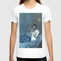 fullmetal alchemist T-shirts featuring THE ALCHEMIST by Julia Lillard Art