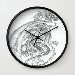 Death Dealers Wall Clock