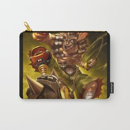 junkrat over Carry-All Pouch