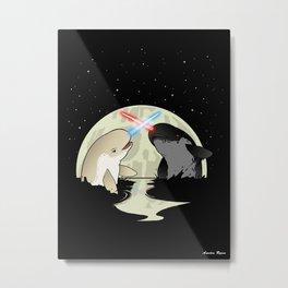 Star Wars - Nar Wars Metal Print