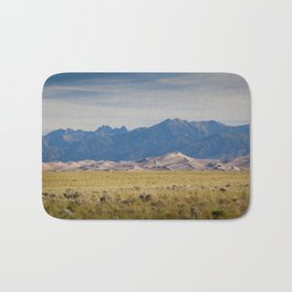 Great Sand Dunes 2 Bath Mat