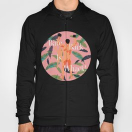 Bareback Banana Leaves Hoody