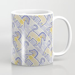 San Blas Island Caballos Coffee Mug
