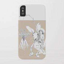 Weird & Wonderful: Harehopper iPhone Case