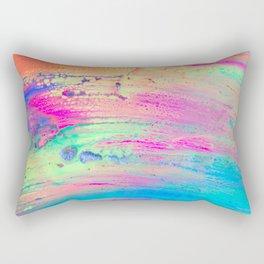 star blaster Rectangular Pillow