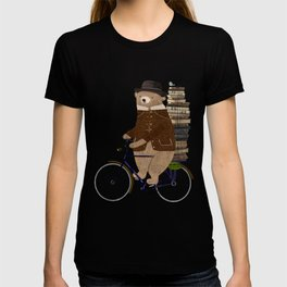 an educated bear T-shirt
