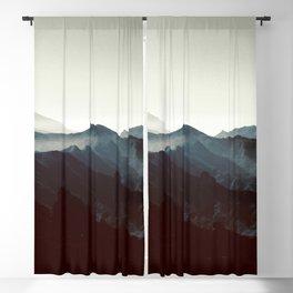 Montañas de Anaga Blackout Curtain