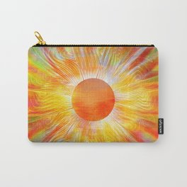 While the Sun Shines Carry-All Pouch