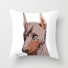 OPD Dexter Throw Pillow