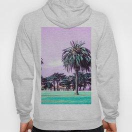 Three palm trees. Hoody