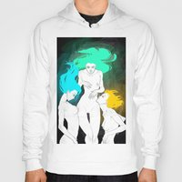 bible verses Hoodies featuring Neon Bible by Tiweless Wachine