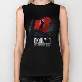 Nightman: The Animated Series Biker Tank