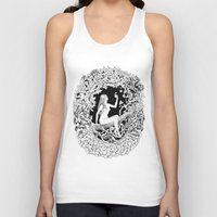 heaven Tank Tops featuring Heaven by Taisiya Kulygina