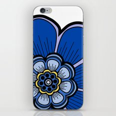 Flower 18 iPhone & iPod Skin