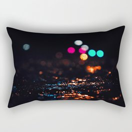 of ice and light Rectangular Pillow