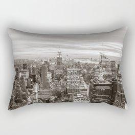Infinite - New York City Rectangular Pillow