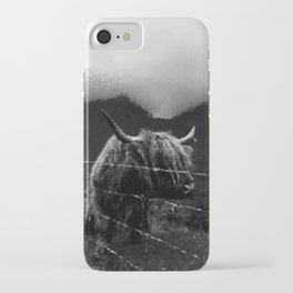 Highland Cows - Scotland. iPhone Case