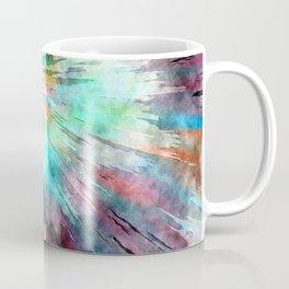 Colorful Tie Dye Coffee Mug