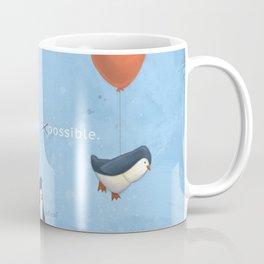 Penguin Possible Coffee Mug