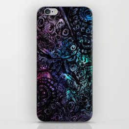 Octopus Galaxy iPhone Skin