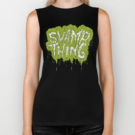 Swamp Thing Biker Tank