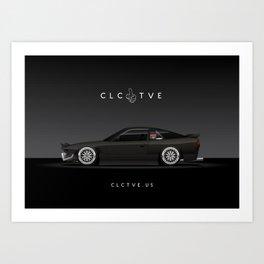 S13 Hatch Art Print