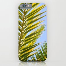 palm frond Slim Case iPhone 6s
