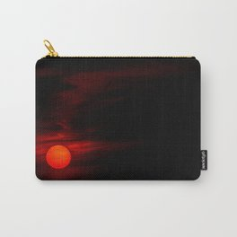 Concept sunset : Rebrum solem Carry-All Pouch