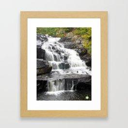 Shohola Falls Framed Art Print