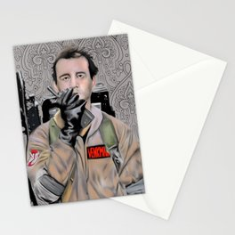 Bill Murray in Ghostbusters Stationery Cards