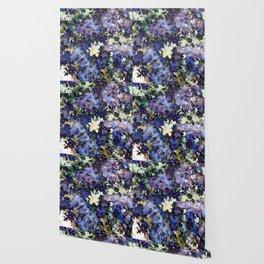 Garden Gate Wallpaper