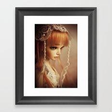 Timeless Beauty Framed Art Print