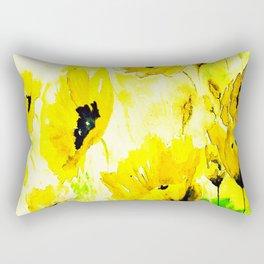 FLORAL#03 Rectangular Pillow