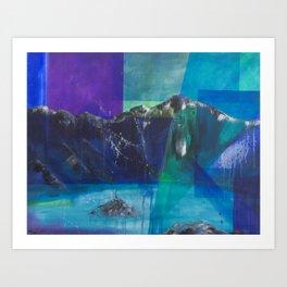 Cader Idris No: 1 Art Print