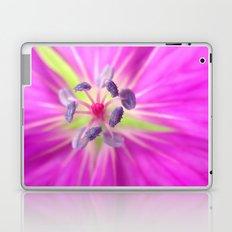 Pink/Purple Macro Laptop & iPad Skin