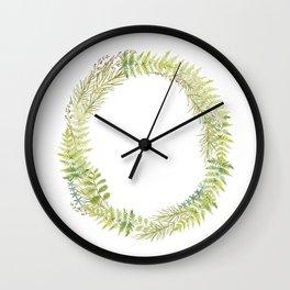 Initial O Wall Clock