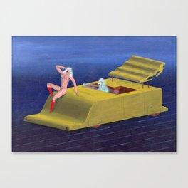 horsepower Canvas Print
